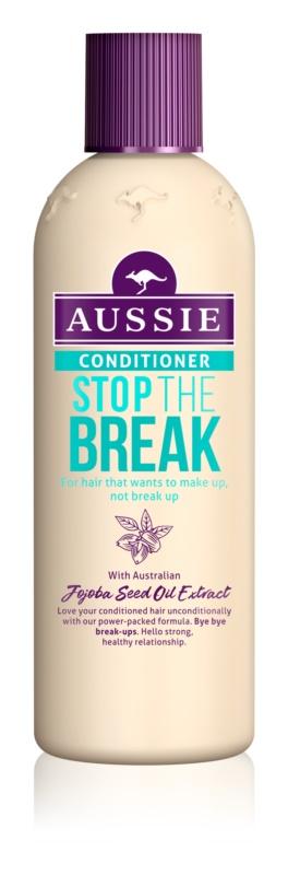 Aussie Stop The Break après-shampoing anti-cheveux cassants