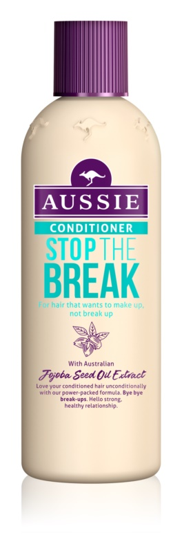 Aussie Stop The Break kondicionáló hajtöredezés ellen