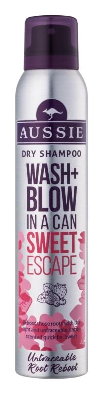 Aussie Wash+ Blow Sweet Escape suhi šampon