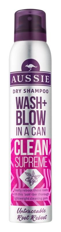 Aussie Wash+ Blow Clean Supreme Trockenshampoo