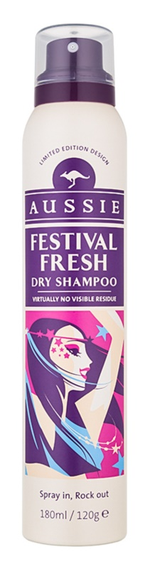 Aussie Festival Fresh shampoing sec en spray