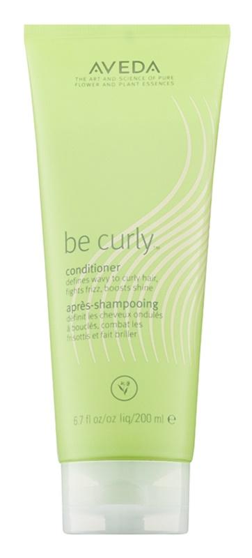 Aveda Be Curly odżywka do włosów kręconych i po  trwałej ondulacji