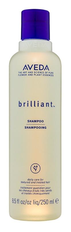 Aveda Brilliant champô para cabelo quimicamente tratado