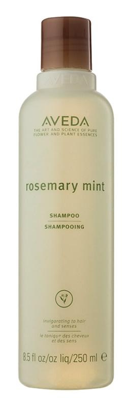 Aveda Rosemary Mint sampon vékonyszálú és normál hajra