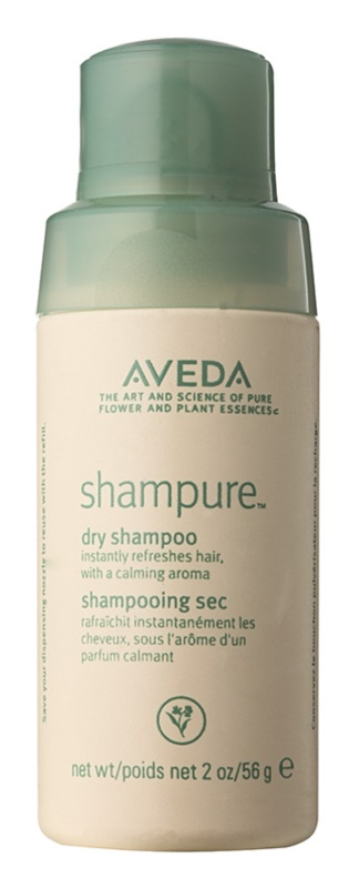 Aveda Shampure shampoing sec effet apaisant