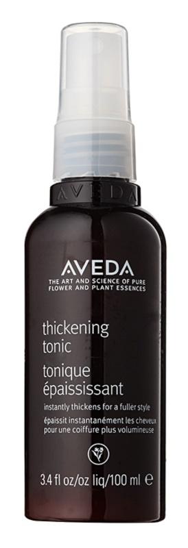 Aveda Tonic haj tonikum a sűrű hajért