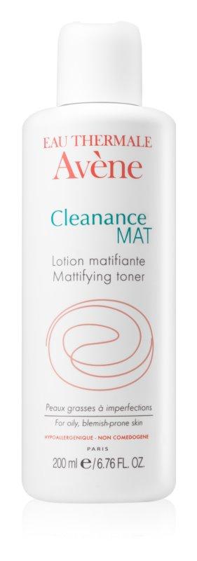 Avène Cleanance Mat toner za čišćenje za masno i problematično lice