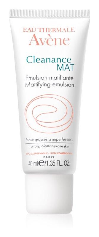 Avène Cleanance Mat matirajuća emulzija za regulaciju kožnog sebuma