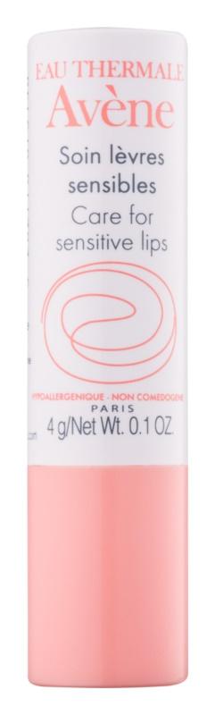 Avène Skin Care baume traitant pour lèvres sensibles