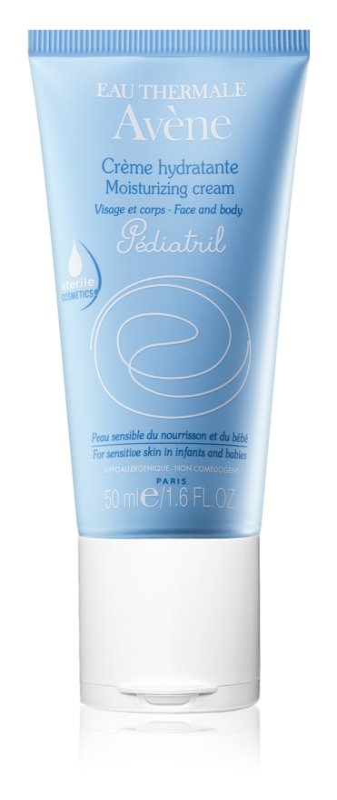 Avène Pédiatril зволожуючий крем для чутливої шкіри