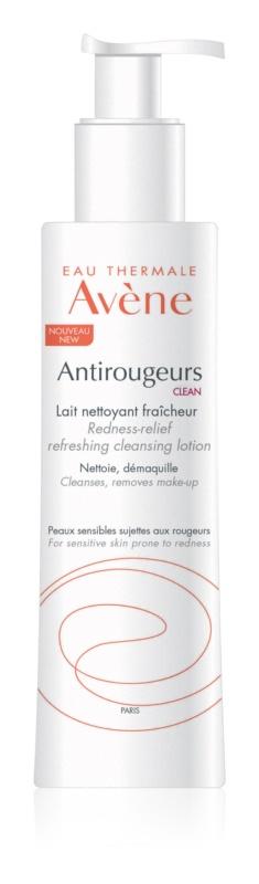 Avène Antirougeurs Reinigungsmilch zur Linderung von Hautrötungen