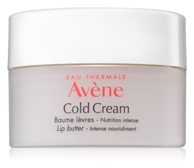 Avène Cold Cream výživný balzam na pery