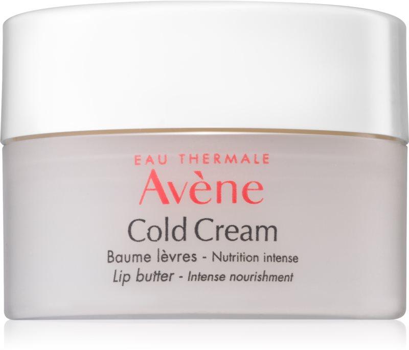 Avène Cold Cream поживний бальзам для губ