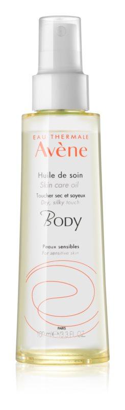 Avène Body suchý telový olej pre citlivú pokožku
