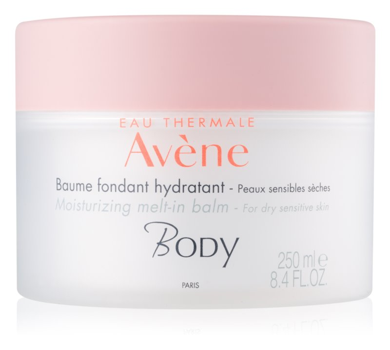 Avène Body hidratáló testbalzsam száraz és érzékeny bőrre