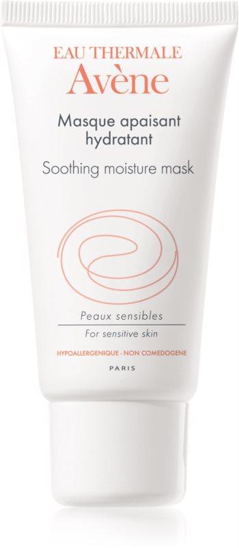 Avène Skin Care upokojujúca a hydratačná maska