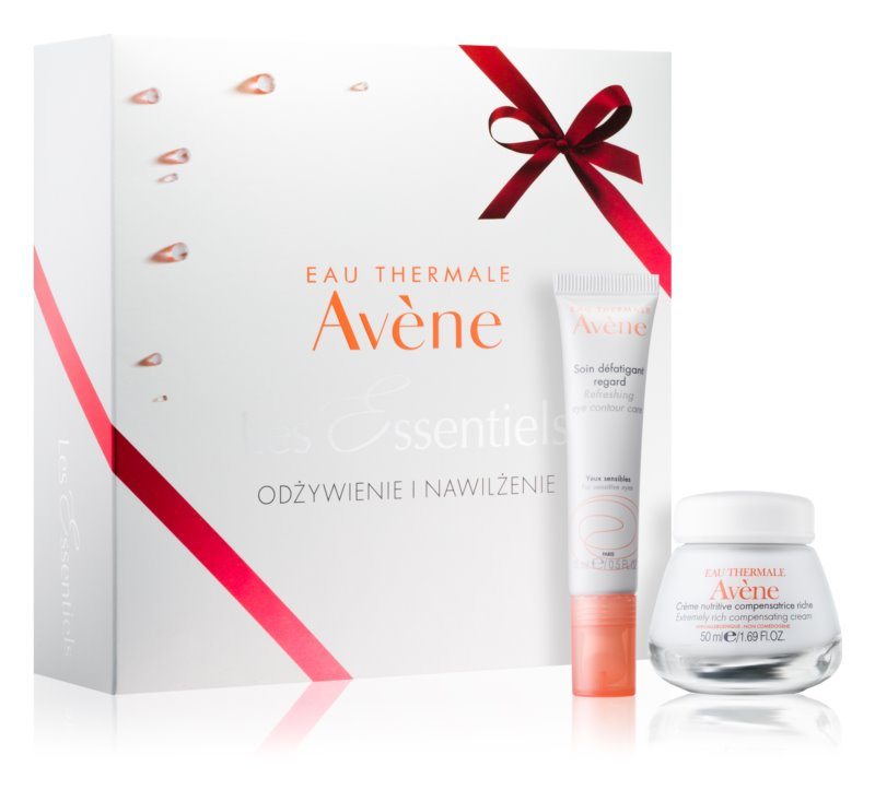 Avène Les Essentiels Gift Set I. (for Sensitive and Dry Skin)