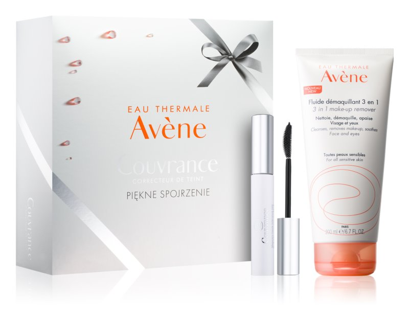 Avène Couvrance Gift Set III. (For Sensitive Eyes)