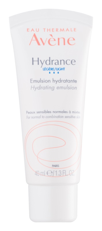 Avène Hydrance hydratačná emulzia pre normálnu až zmiešanú citlivú pleť