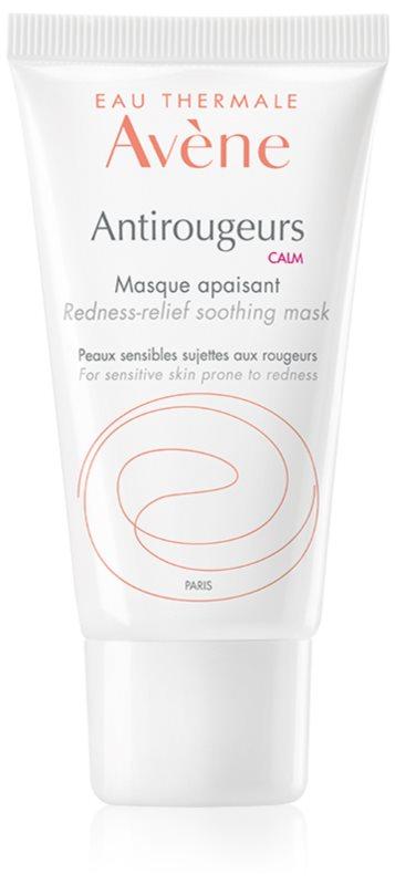 Avène Antirougeurs maseczka kojąca do skóry wrażliwej ze skłonnością do przebarwień