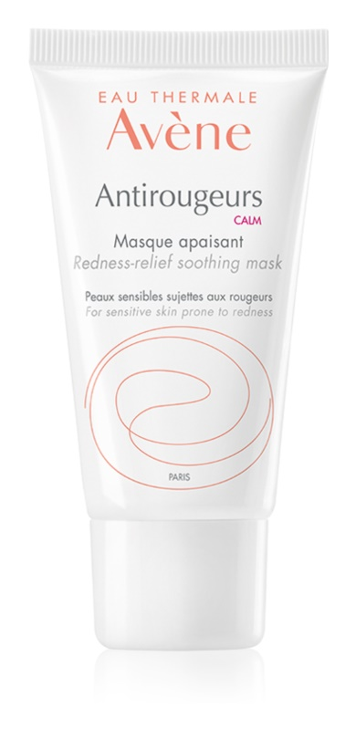 Avène Antirougeurs masque apaisant pour peaux sensibles sujettes aux rougeurs