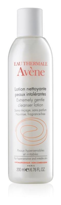 Avène Intolerant Skin čisticí pleťová voda pro intolerantní pleť