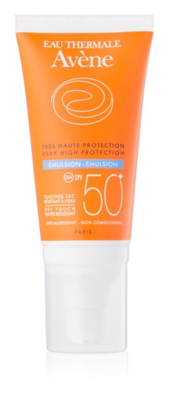 Avene Sun Sensitive Emulsion For Sunbathing SPF50+