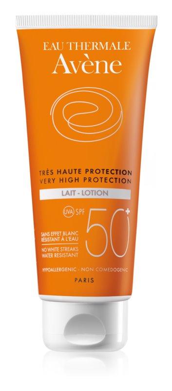 Avène Sun Sensitive Sonnenmilch SPF 50+