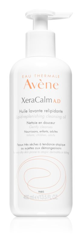 Avène XeraCalm A.D. huile lavante relipidante