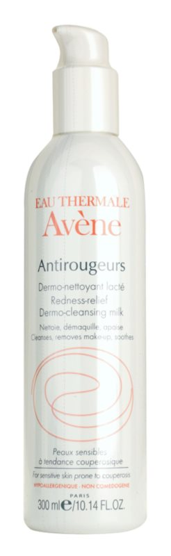 Avène Antirougeurs Cleansing Milk for Sensitive, Redness-Prone Skin