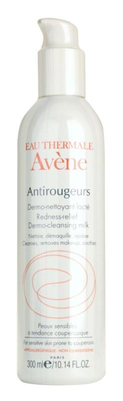 Avène Antirougeurs mlijeko za čišćenje za osjetljivo lice sklono crvenilu