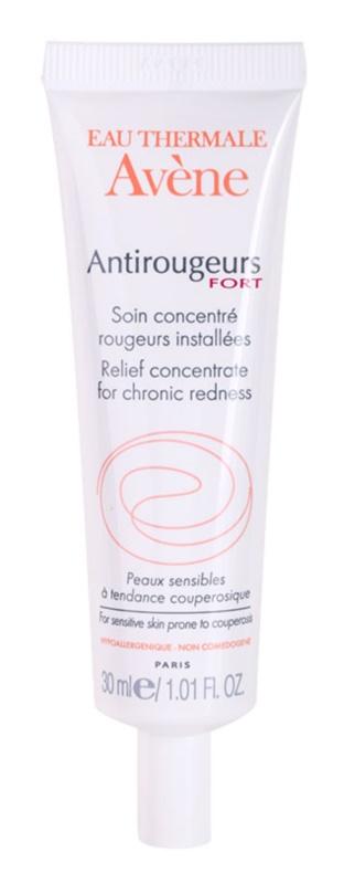 Avène Antirougeurs konzentrierte Pflege für empfindliche Haut mit der Neigung zum Erröten
