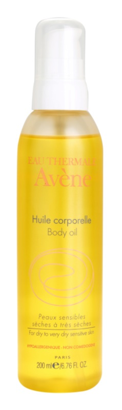 Avène Body Body Oil for Dry to Very Dry Sensitive Skin