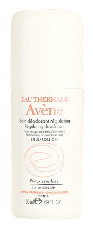 Avène Body Care déodorant roll-on pour peaux sensibles