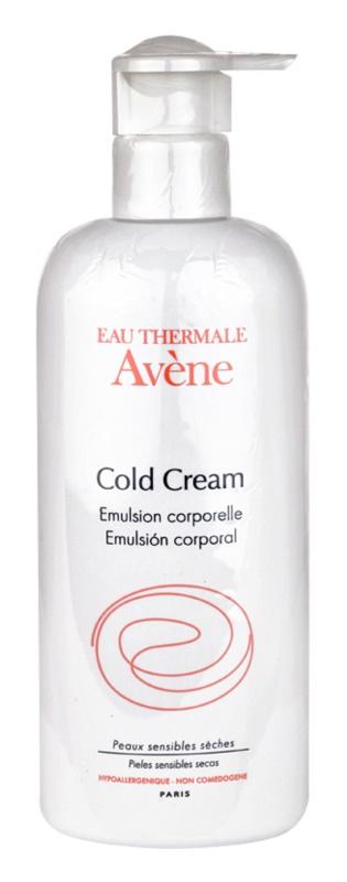 Avène Cold Cream émulsion corporelle pour peaux très sèches