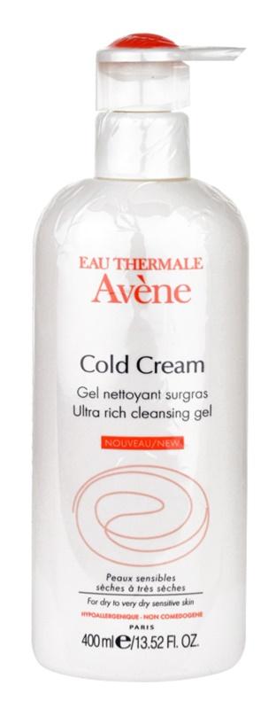 Avène Cold Cream čisticí gel pro velmi suchou pokožku