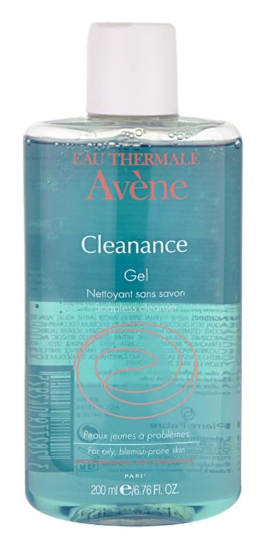 Avène Cleanance čisticí gel pro problematickou pleť, akné