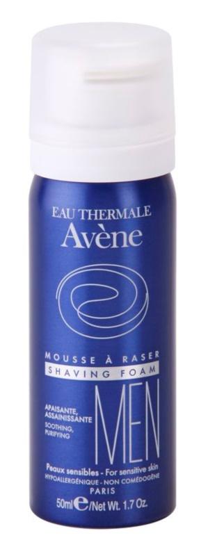 Avène Men spuma pentru barbierit pentru barbati