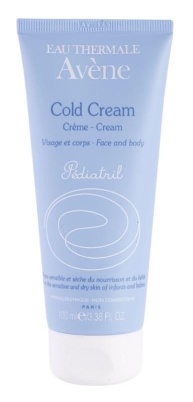 Avène Pédiatril crème hydratante et nourrissante pour enfant