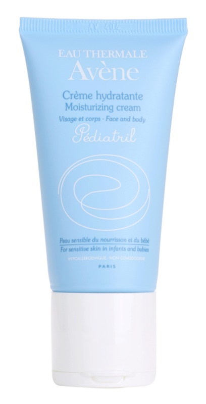 Avène Pédiatril Hydraterende Crème voor Gevoelige Huid