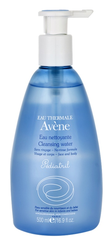 Avène Pédiatril Cleansing Water For Kids