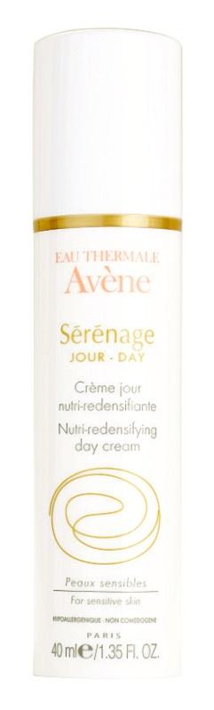 Avène Sérénage crema de día  antiarrugas  para pieles maduras
