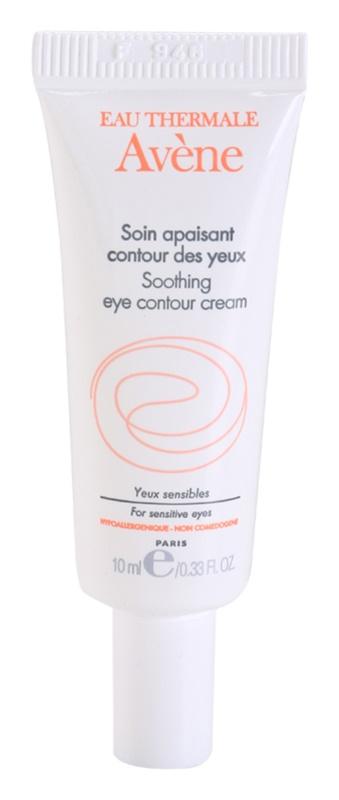 Avène Skin Care die beruhigende Creme für die Augenpartien