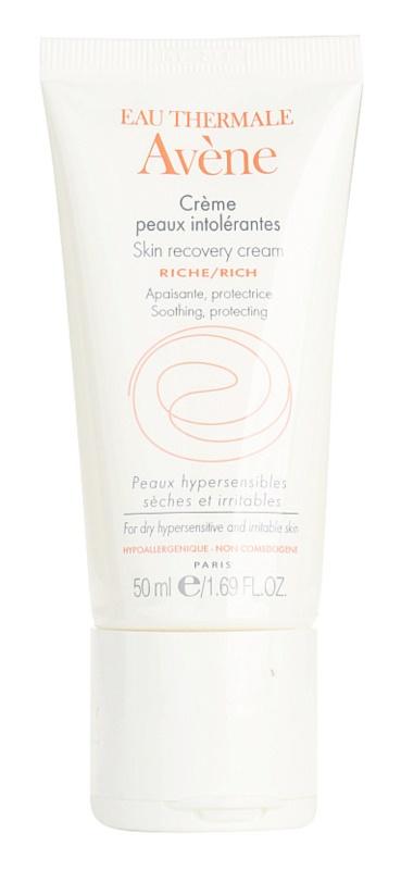 Avène Intolerant Skin krema za obraz za netolerantno kožo