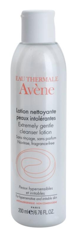 Avène Intolerant Skin reinigendes Gesichtswasser für empflindliche Haut