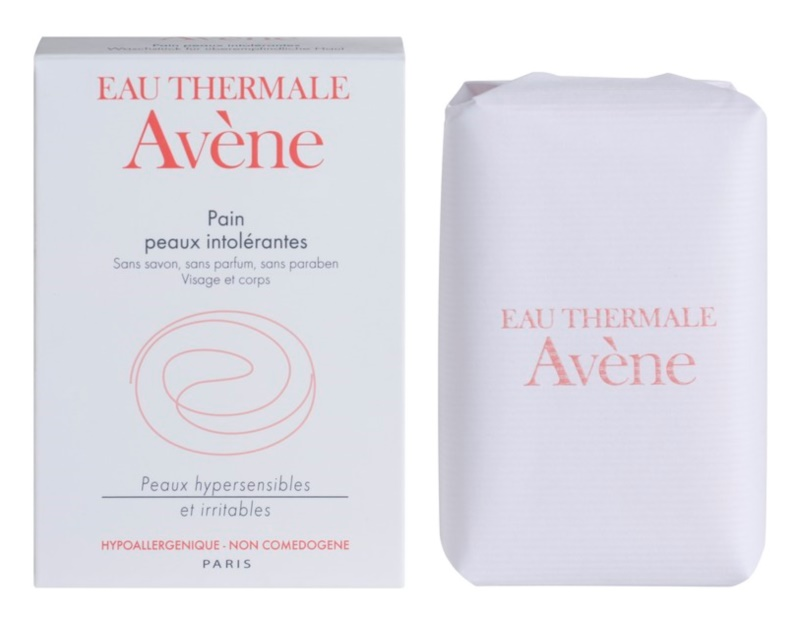 Avène Skin Care Bar Soap For Face And Body