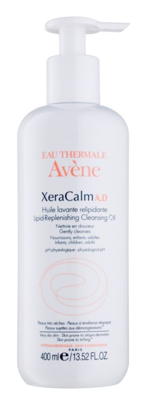 Avène XeraCalm A.D. olje za umivanje, ki koži vrača lipide