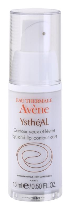 Avène YsthéAL crema de noapte pentru conturul ochilor si buzelor