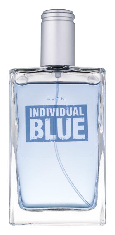 Avon Individual Blue for Him eau de toilette pentru bărbați 100 ml