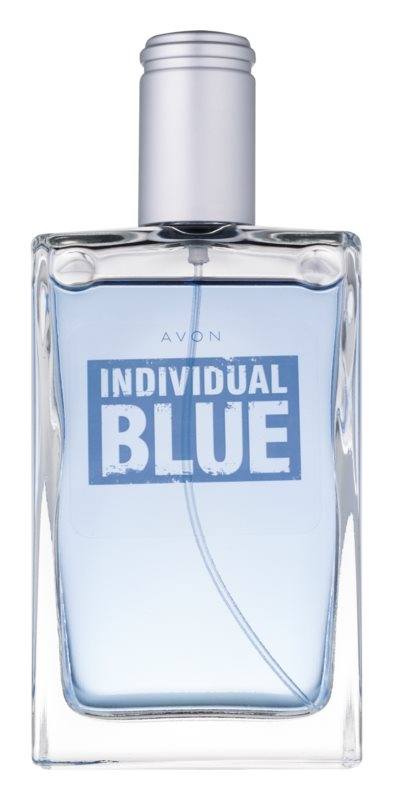 Avon Individual Blue for Him eau de toilette pentru barbati 100 ml